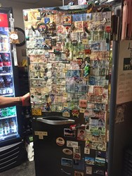 ARCHIE'S PLACE DISPLAYS BANKNOTE COLLECTION