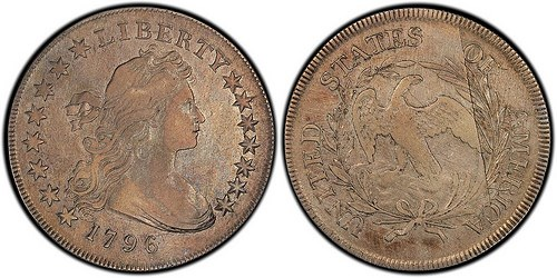 THE MILLER COLLECTION OF EARLY DOLLARS 1794-1803