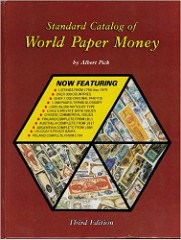 WORLD PAPER MONEY AUTHOR ALBERT PICK PASSES AT 93