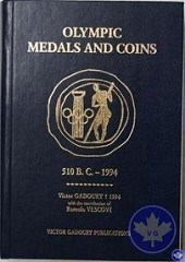 BOOK REVIEW: OLYMPIC MEDALS AND COINS
