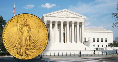 1933 DOUBLE EAGLE CASE MAY GO TO SUPREME COURT