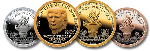 VON NOTHAUS TRUMP DOLLAR PRODUCTION SUSPENDED
