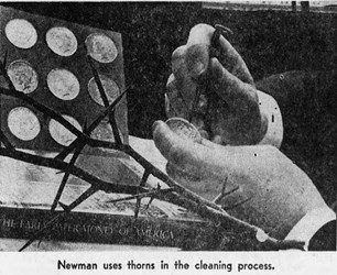 ERIC P. NEWMAN (1911-PRESENT)