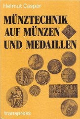BOOK: MINTING MACHINERY ON COINS AND MEDALS