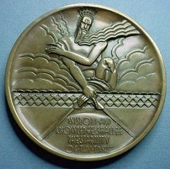 THE WALTER GLENN COLLECTION OF ART-DECO MEDALS