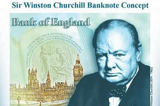 ARTICLE HIGHLIGHTS NEW POLYMER £5 NOTES