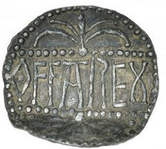 KING OFFA PENNY FOUND IN FIELD