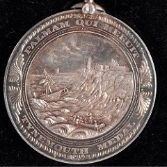 THE TYNEMOUTH EXTENSION MEDAL