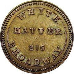 CIVIL WAR TOKEN SCRIP MATES