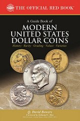 NEW BOOK: GUIDE BOOK OF MODERN U.S. DOLLAR COINS