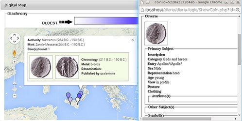 DIGITAL ICONOGRAPHIC ATLAS OF NUMISMATICS IN ANTIQUITY