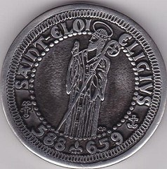 ST. ELIGIUS BROTHERHOOD MEDAL