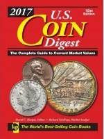 NEW BOOK: U.S. COIN DIGEST, 15TH EDITION