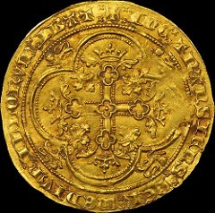 TYRANTS COLLECTION ADDS 1344 EDWARD III DOUBLE LEOPARD