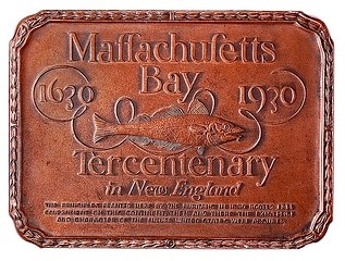 BOOK PROJECT: MASSACHUSETTS TERCENTENARY MEDALS