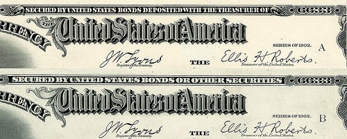 ALDRICH-VREELAND EMERGENCY CURRENCY OF 1914