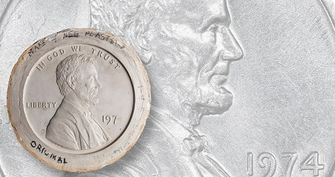 U.S. MINT PUBLISHES 1974-D CENT BROCHURE