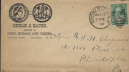 GEORGE JOSEPH BAUER (1870-1961)