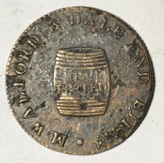 QUERY: PRIMITIVE M. WALFORD & DALE TOKEN