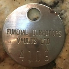QUERY: FUNERAL DIRECTORS VAULTS CREMATORY TAG