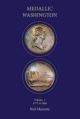 NEW BOOK: MEDALLIC WASHINGTON
