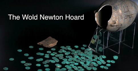MUSEUM SEEKS FUNDS TO PURCHASE WOLD NEWTON HOARD