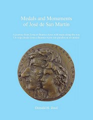 NEW BOOK: MEDALS OF JOSé DE SAN MARTíN