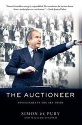 NEW BOOK: THE AUCTIONEER