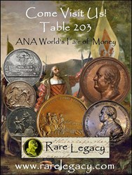 THE NEWMAN PORTAL AT 2016 ANA WORLD'S FAIR OF MONEY