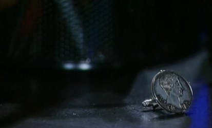 GENERAL HOSPITAL EPISODE FEATURES ROMAN COIN