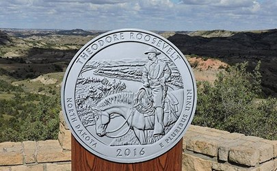 ROOSEVELT NATIONAL PARK QUARTER LAUNCHED