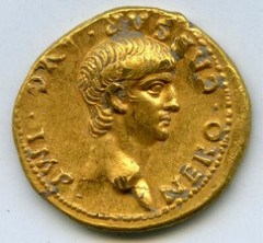 GOLD NERO AURIUS UNCOVERED AT MT. ZION DIG