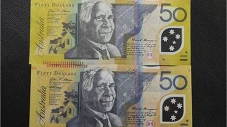 THE 'MCDONALD'S TEST' FOR FAKE BANKNOTES