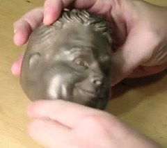 VIDEO: POLISHING 3D PRINTED BRONZE COINS