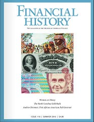 FINANCIAL HISTORY SUMMER 2016 ISSUE PUBLISHED