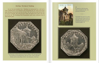 NEW BOOK: TOURING NUREMBERG BY STREETCAR - TOKEN