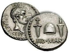 COINS OF JULIUS CAESAR