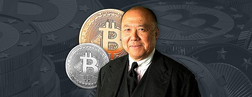 FORMER MINT DIRECTOR ED MOY ADVISING BITCOINIRA