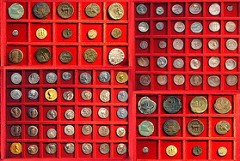 WAR AGAINST COLLECTORS OF ANCIENT COINS