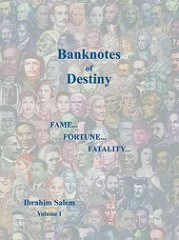 NEW BOOK: BANKNOTES OF DESTINY