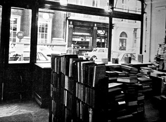 LONDON'S BOOKSELLERS