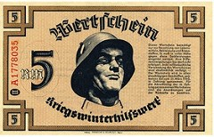 GERMANY'S WWII SOCIAL WELFARE NOTES