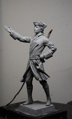 THE GENERAL JAMES WOLFE STATUETTE PROJECT