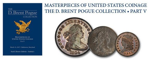 POGUE COLLECTION PART V ANNOUNCED