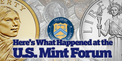THE OCTOBER 2016 U.S. MINT FORUM