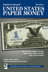 NEW BOOK: STANDARD CATALOG OF U.S. PAPER MONEY, 35TH ED.