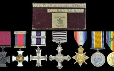 LORD ASHCROFT ADDS 200TH VICTORIA CROSS