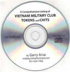 BOOK REVIEW: VIETNAM MILITARY TOKENS AND CHITS