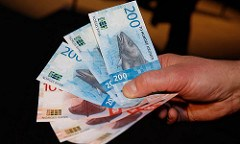 NORWAY ISSUES NEW BANKNOTES