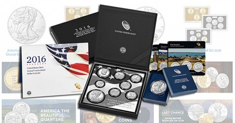 THOUGHTS ON THE U.S. MINT AND ITS PRODUCTS
